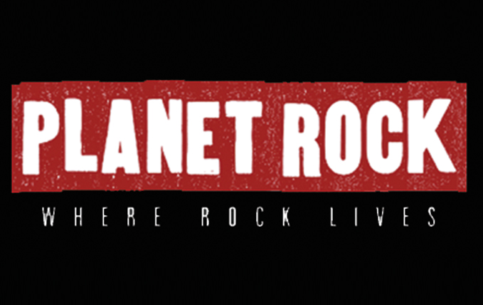 FEATURED Planet Rock Logo